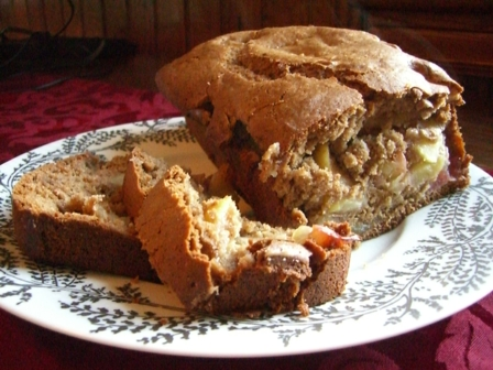appley apple bread
