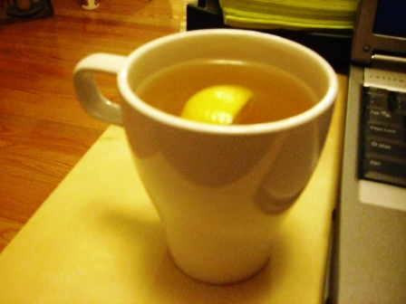 hot toddy goodness
