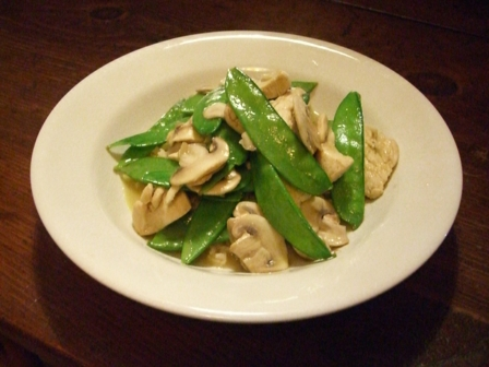 Another green curry pictures yay