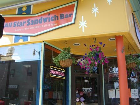 All Star SandwichBar