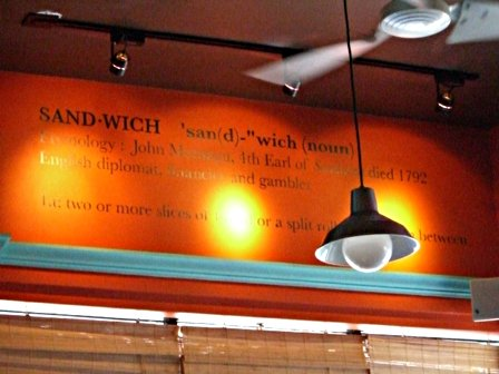 Sand-wich