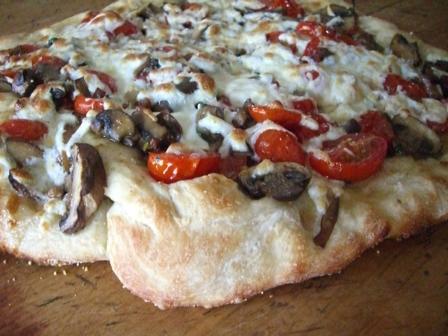 MushroomPizza