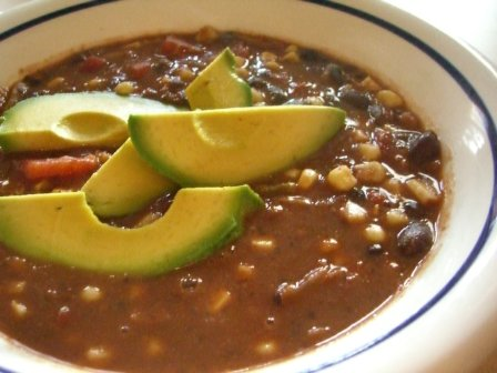 Bean and Corn Soup