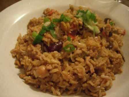 Turkey Chili Rice