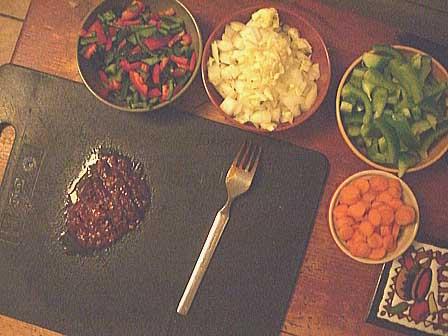 Chili stuff